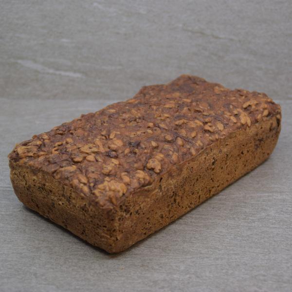 Glutenreduceret rugbrød