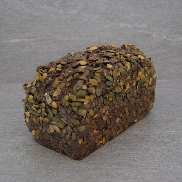 Græskarkerne rugbrød