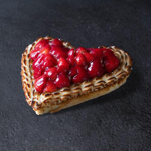 Jordbærtærte