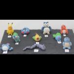 Pokemon figurer til lagkagen