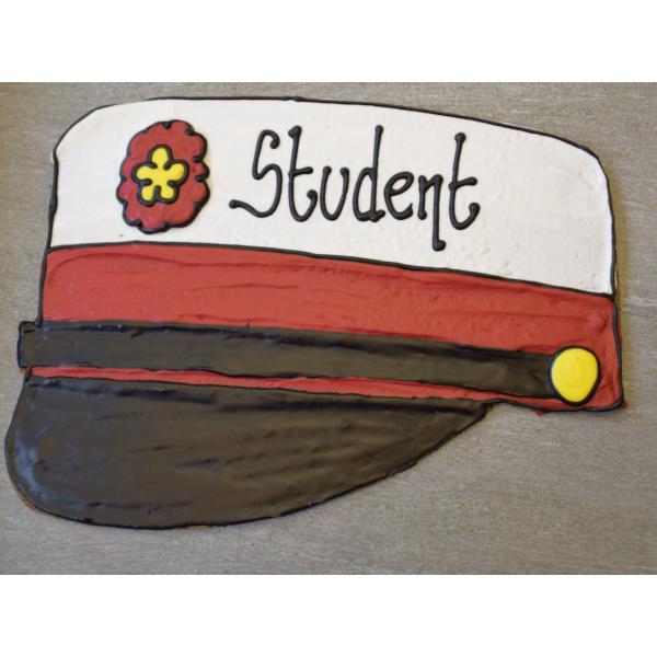 Studenter kagemand