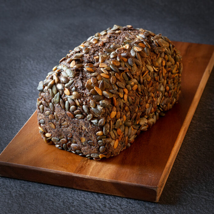 græskar rugbrød