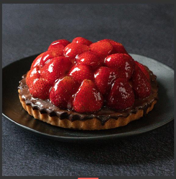Jordbærtærte 2