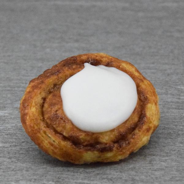 Mini kanelsnegl
