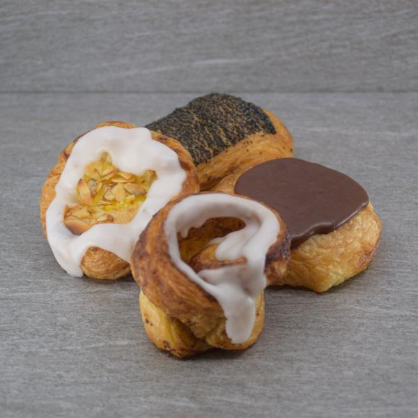 Mini wienerbrød